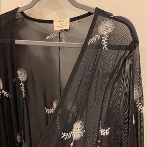 Pins & Needles Jackets & Coats - Pins and Needles Kimono
